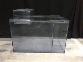 中古濾過槽 W630xD300xH410(mm)