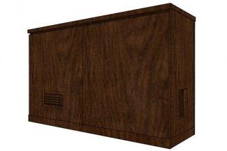 W1500� アロワナ用水槽台 H800� 木製キャビネット