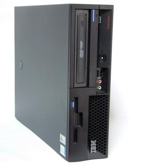 IBM ThinkCentre S51 8172-KBJ スリムデスクトップ XP Pro リカバリー済 中古