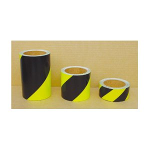 反射トラテープレモン/黒