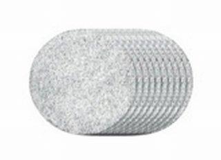 樹脂製角型レジスター専用交換用PM2.5対応フィルター(10枚入)REPM