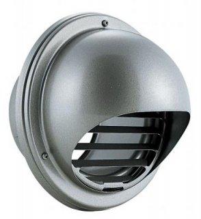 フード・ルーバー脱着式丸型フード付換気口 N-SMV2 低圧損