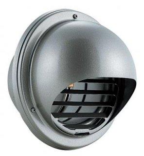 フード・ルーバー脱着式丸型フード付換気口 防火ダンパー付 ND-SMV2