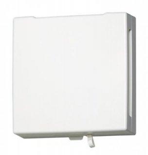 樹脂製角型レジスター 壁面取付用 空気清浄フィルター付 RE- JF