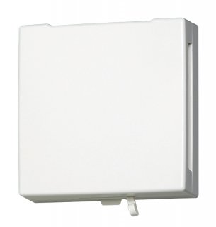 樹脂製角型レジスター 壁面取付用 結露防止断熱材付 RE- JK