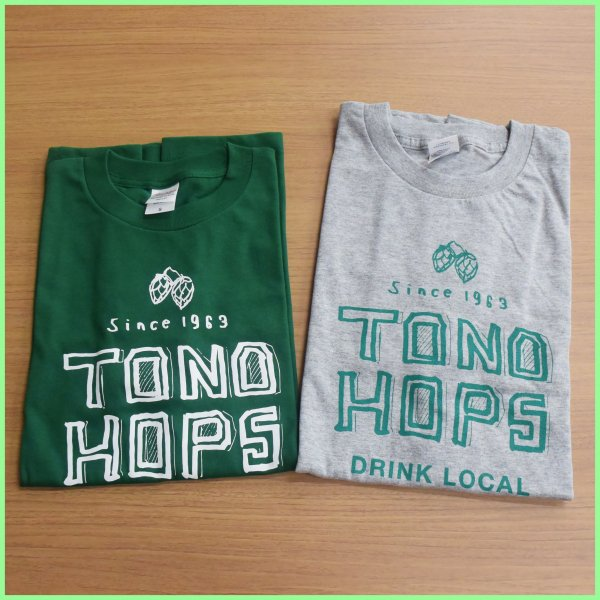 <img class='new_mark_img1' src='https://img.shop-pro.jp/img/new/icons30.gif' style='border:none;display:inline;margin:0px;padding:0px;width:auto;' />【BEER EXPERIENCE】TONO HOPS Tシャツ