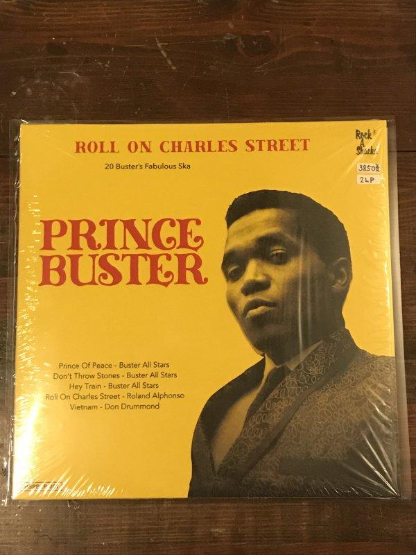 "PRINCE BUSTER SKA SELECTION ""Roll On Charles Street 2Lp"""