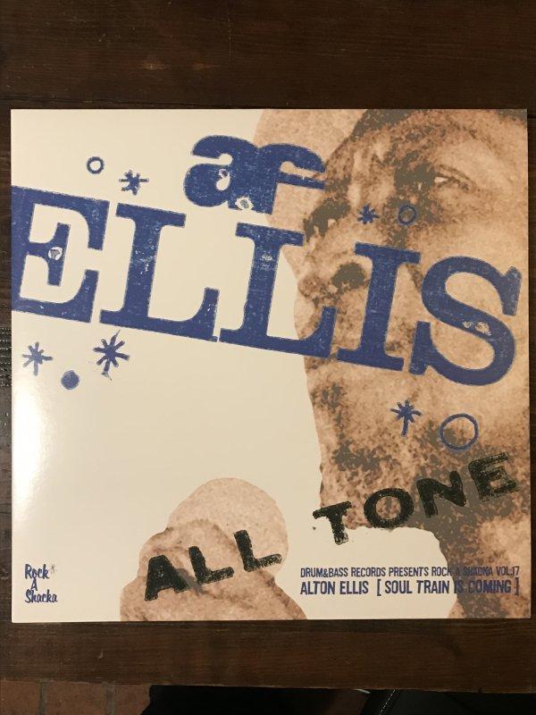 "ALTON ELLIS ""Soul Train Is Coming"""