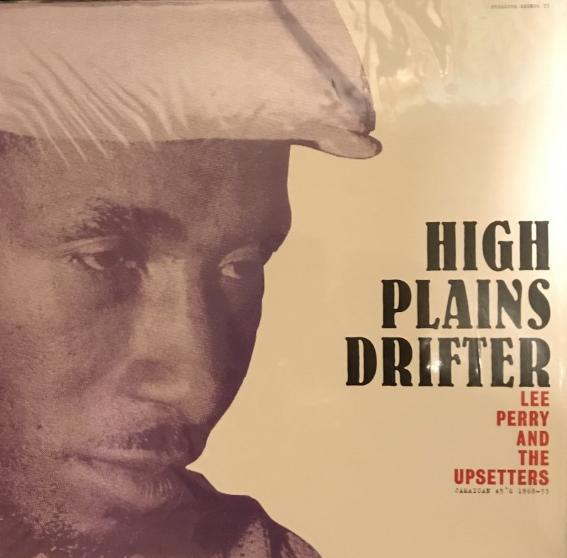 High Plains Drifter -LEE PERRY AND THE UPSETTERS (2LP)
