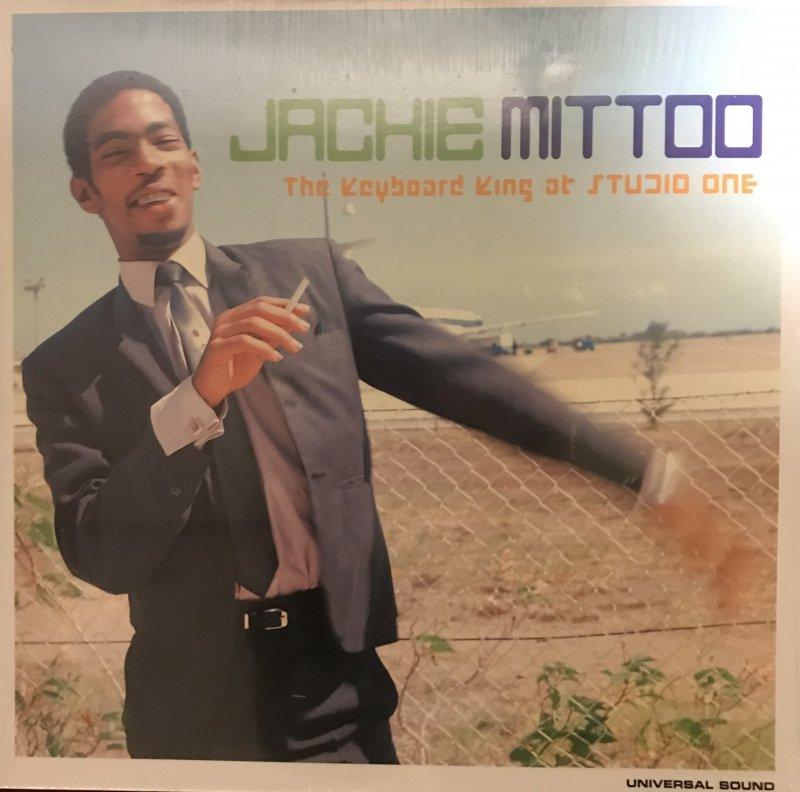 LP レコード Jackie Mittoo-Keyboard King At Studio One (2LP)
