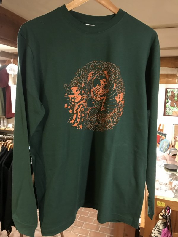 the other one x kefnagano long sleeve