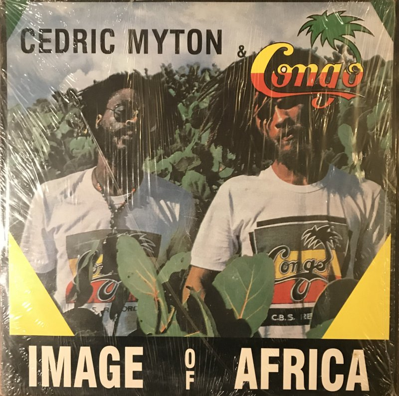 congos image of africa LP (used)