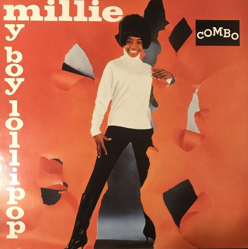 MILLY - MY BOY LOLLIPOP LP (used)