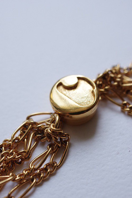 collier ヴィンテージ  ネックレス carven
