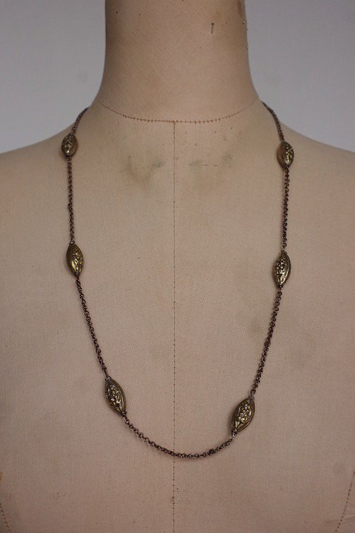collier アンティーク  ネックレス