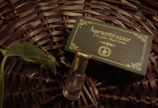 バイオレットフォーエバー3mlラローシェパルファム天然香油