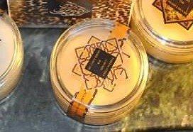 【神秘のウォーターエッセンス】エジプシャン・ブルーナイル 天然練り香水10g