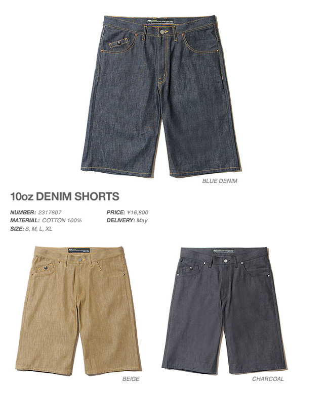 10oz DENIM SHORTS_BackChannel_2017