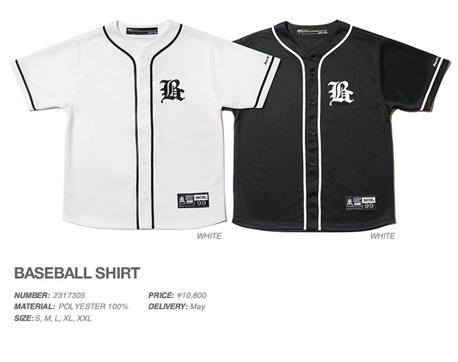 BASEBALL SHIRT_Black_BackChannel_2017