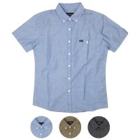 BRIXTON ブリクストン【 CENTRAL SHORT SLEEVE SHIRT 】