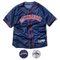 BackChannel バックチャンネル 【 BASEBALL MESH SHIRT 】