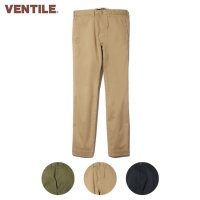 BackChannel バックチャンネル【 VENTILE STRETCH SKINNY CHINO PANTS 】