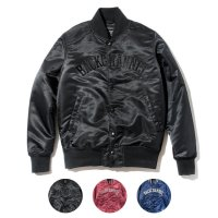 BackChannel バックチャンネル【 NYLON STADIUM JACKET 】