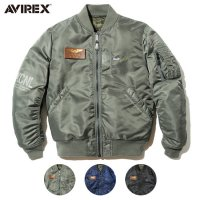 BackChannel バックチャンネル【 BACK CHANNEL x AVIREX MA-1 JACKET 】