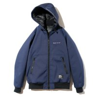 BackChannel バックチャンネル【 CORDURA HOODED JACKET NAVY 】