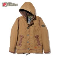 BackChannel バックチャンネル【MILLERAIN HOODED JACKET】