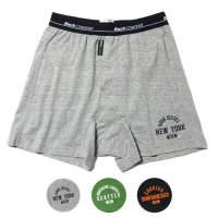 BackChannel バックチャンネル【COLLEGE LOGO UNDERWEAR】