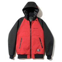 BackChannel バックチャンネル【CORDURA HOODED JACKET RED】