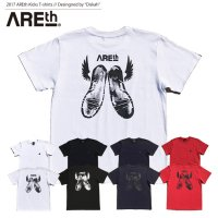 AREth アース 【 KICKS T-SHIRTS 】<img class='new_mark_img2' src='//img.shop-pro.jp/img/new/icons6.gif' style='border:none;display:inline;margin:0px;padding:0px;width:auto;' />