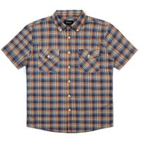 BRIXTON ブリクストン【MEMPHIS SHORT SLEEVE SHIRT】<img class='new_mark_img2' src='//img.shop-pro.jp/img/new/icons6.gif' style='border:none;display:inline;margin:0px;padding:0px;width:auto;' />
