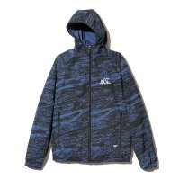 Back Channel バックチャンネル 【GHOSTLION CAMO HOODED JACKET】