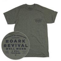 ROARK REVIVAL ロアークリバイバル 【WELL TRAVELED TEE】<img class='new_mark_img2' src='//img.shop-pro.jp/img/new/icons6.gif' style='border:none;display:inline;margin:0px;padding:0px;width:auto;' />