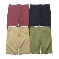 Back Channel バックチャンネル 【CHINO SHORTS REGULAR FIT】