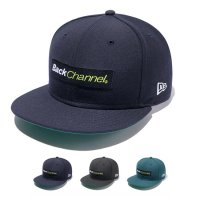 Back Channel バックチャンネル 【BACK CHANNEL×NEW ERA 9FIFTY SNAP BACK】