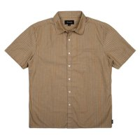 BRIXTON ブリクストン【HUTTON SHORT SLEEVE SHIRT】<img class='new_mark_img2' src='//img.shop-pro.jp/img/new/icons6.gif' style='border:none;display:inline;margin:0px;padding:0px;width:auto;' />