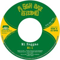 Mi-I【MI REGGAE / GON GARA GON】7inch Record<img class='new_mark_img2' src='//img.shop-pro.jp/img/new/icons6.gif' style='border:none;display:inline;margin:0px;padding:0px;width:auto;' />