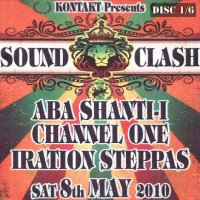 【ABA SHANTI-I】Sound Clash 10' [LIVE CD]