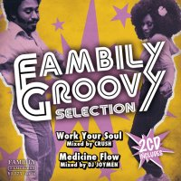 【Corner Stone Music】Mix CD' Fambily Groovy Selection/ by Crush & Joymen