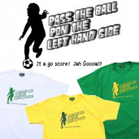 【 Strictly VIBES Original ストリクトリーバイブス 】 Pass The Ball Tee
