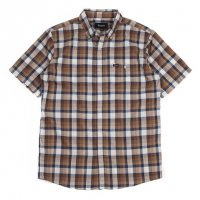 BRIXTON SALE ブリクストン【HOWL SHORT SLEEVE SHIRT】