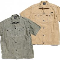 BackChannel バックチャンネル【Chambray Work Half Sleeve Shirt】