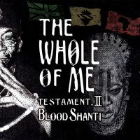 【FalashaRecordings】BLOOD SHANTI/THE WHOLE OF ME testament.II LP vinyl