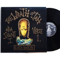 ABA SHANTI-I 【THE WRATH OF JAH verse1 LP vinyl】