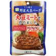 三育フーズ  てり焼き野菜大豆バーグ(大豆ハンバーグ)