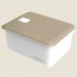 エンバランス 鮮度保持容器スチームボックス2.4リットル(L)