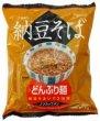 トーエー どんぶり麺・納豆そば 81.5g